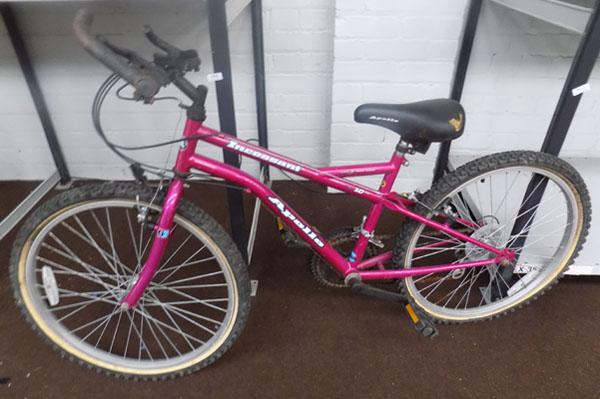 Girls Apollo incessant bike
