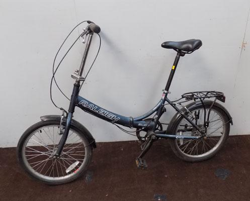 Raleigh Swift fold up bike