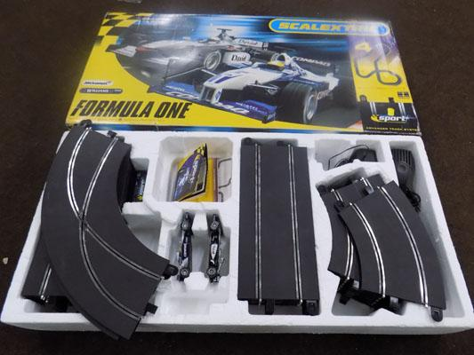 Scaletric sport F1 set