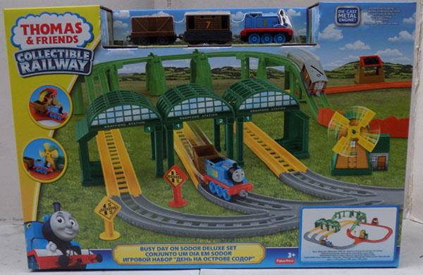 Thomas collectable railway