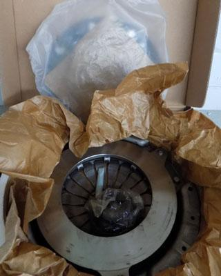 New Vauxhall Astra 3pc clutch kit 200mm