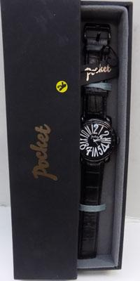 Large wrist watch, made by 'Pocket' - boxed