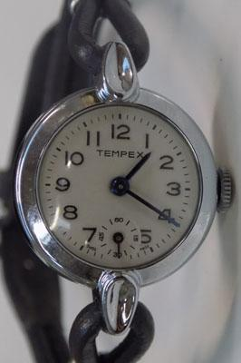 Vintage Tempex watch W/O - Swiss mode