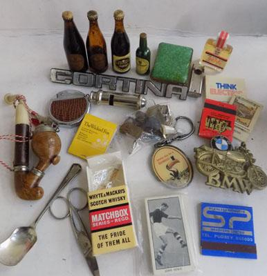 Vintage Collectables incl. gents items
