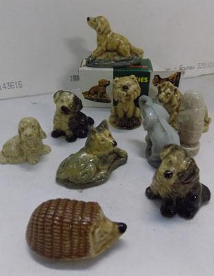 Selection of Wade Whimsies