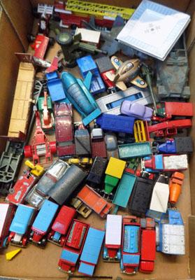 Box of mixed Diecast vehicles