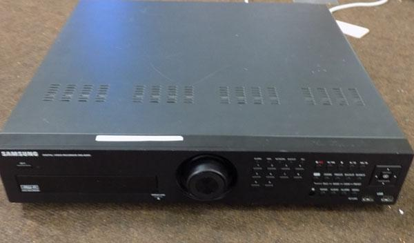 Samsung digital recorder for CCTV (untested)