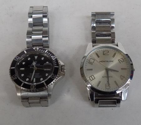2 x  gents watches