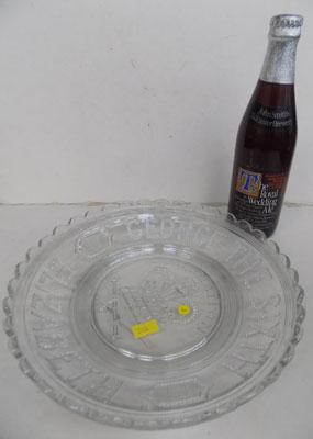 George the sixth coronation dish and royal beer
