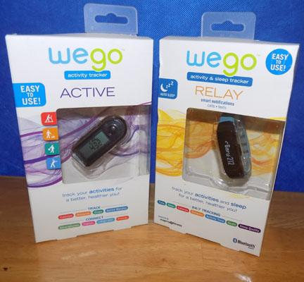 We-go watch and tracker-new