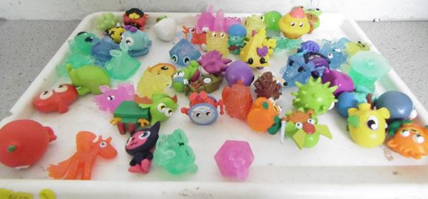 Moshi Monsters collection of 25+