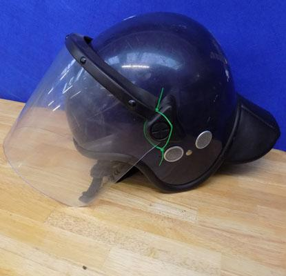 Riot helmet issued 1995