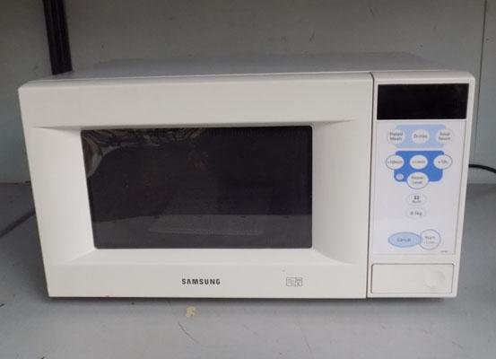 Samsung microwave oven in W/O