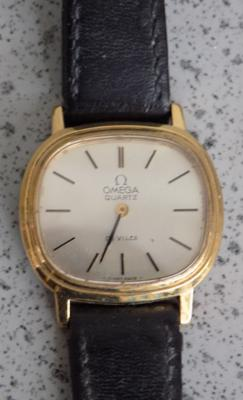 Omega ladies watch - Deville - working order but needs attention