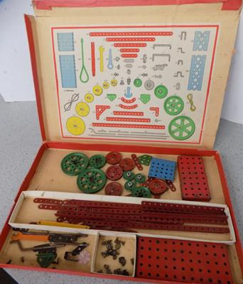 Merkur (Meccano) German boxed set