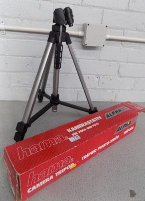 Hama Alpha 60 camera tripod
