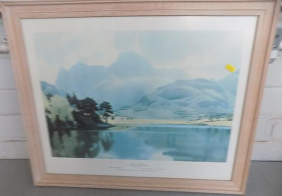 "Picture of Blea Tarn - 22 1/2"" x 18"""