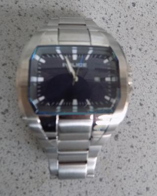 Police gent's watch - ex-display - W/O