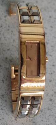 DKNY Ladies watch - ex display - W/O