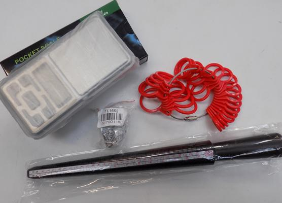 4 piece jewellers kit