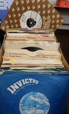 Collection of Soul/ Northern Soul singles