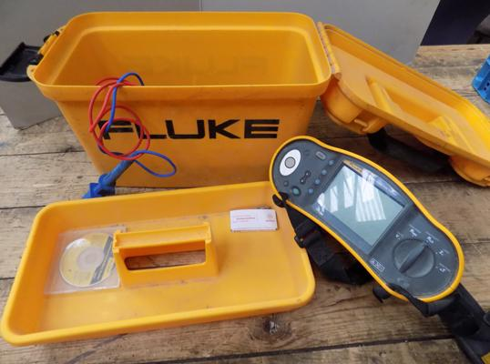 Fluke, multi function tester