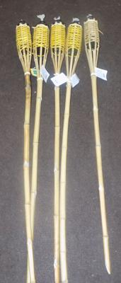 5 garden torches-new