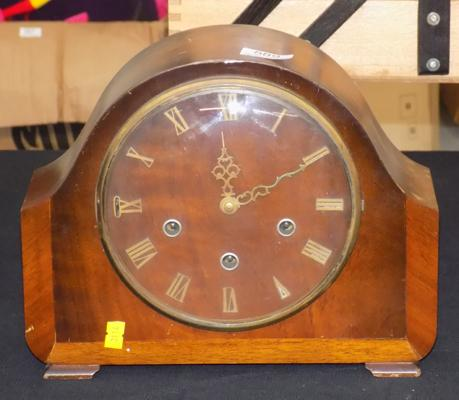 Smith mantle clock