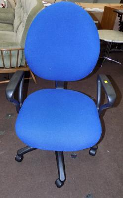 Office chair, adjustable
