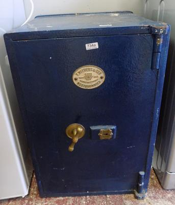 Vintage T Whithers & son safe (key in office)