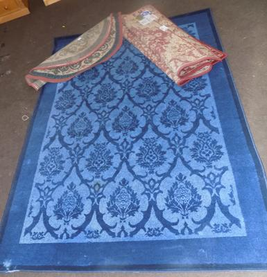 3x Rugs-various sizes