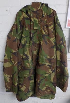SEYNTEX 1999 army coat - needs new zip
