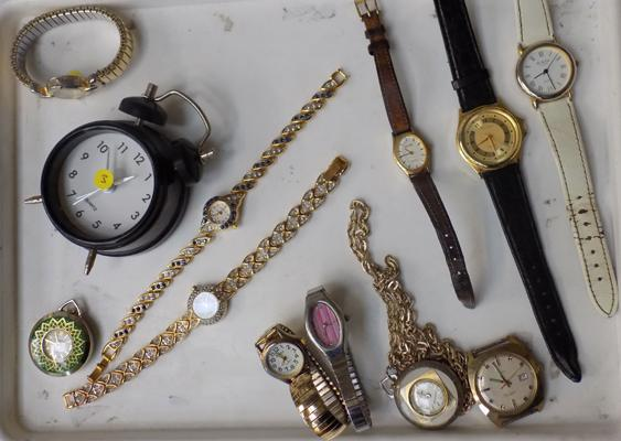 Selection of vintage watches inc Cocktail