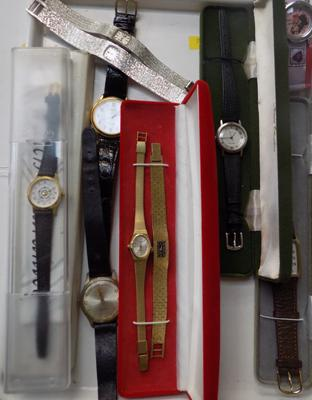 Selection of vintage watches