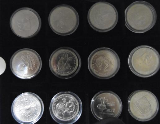Selection of mixed collectors coins inc proof