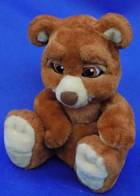 Vintage 'moving features' bear