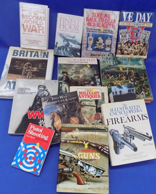 Selection of military/ war books