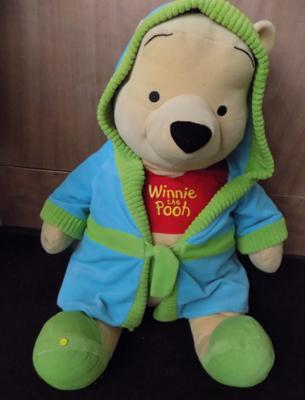 "Large Winnie the Pooh teddy,  approx. 34"" tall"