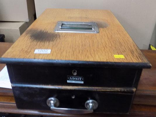 Vintage shop till - Adsit cash drawer