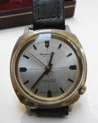 Chancellors de Luxe gents watch w/o