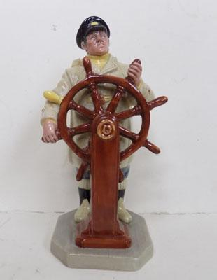 Royal Doulton The Helmsman HN2499