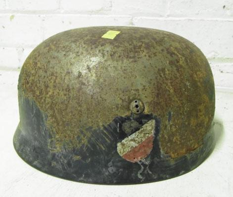 German M38 Paratrooper helmet