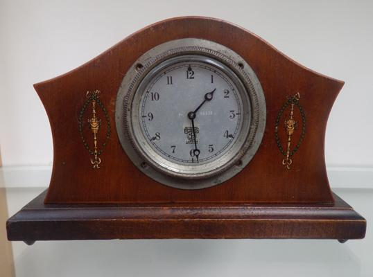 Vintage pre 1940's Smiths of London mantle clock