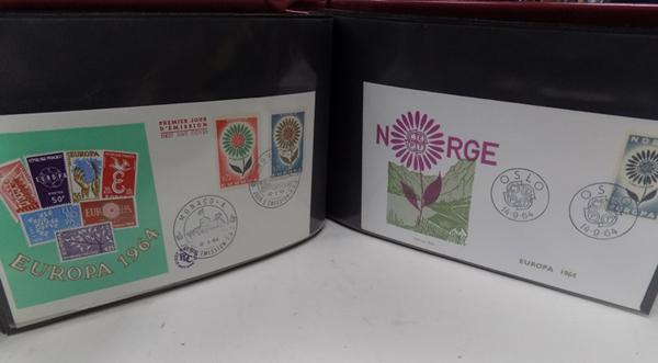 Selection of 1960's 1st day covers