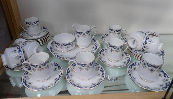 Vintage Paragon Tea Set