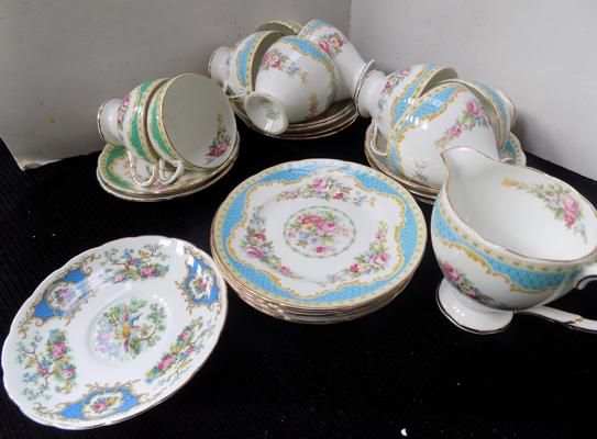 Foley tea set (Windsor)