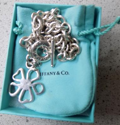 Boxed necklace - stamped 925
