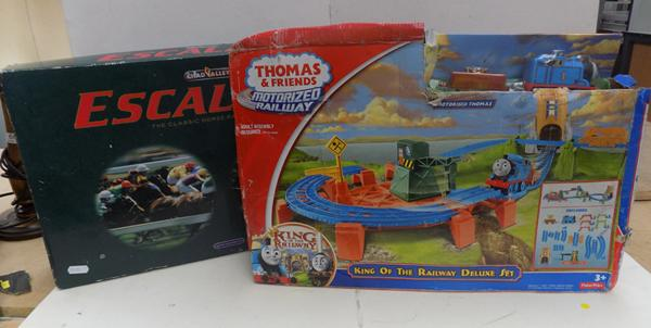 Escalado & Thomas games