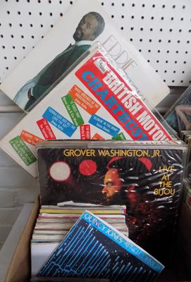 Box of Soul, Motown, Funked Disco records