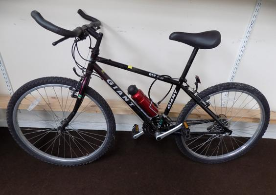 Mountain bike giant GSR400